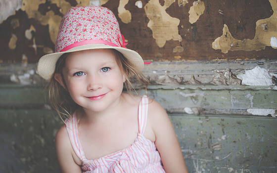 Soft and Muted Lightroom Preset for Portraits