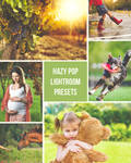 Hazy Pop Lightroom Presets