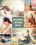 Kodachrome Lightroom Presets