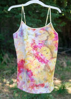 Hand Dyed Tank Top by presetsgalore