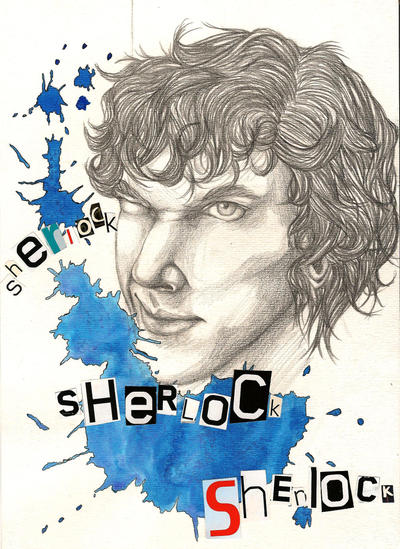 ShErLoCk by chaos-of-vinnie