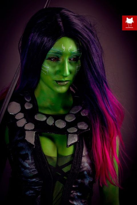 Gamora by Lanz90BH