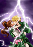 Thunderstruck by Rookheart