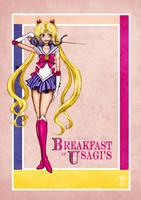 Breakfast at Usagi's by Rookheart