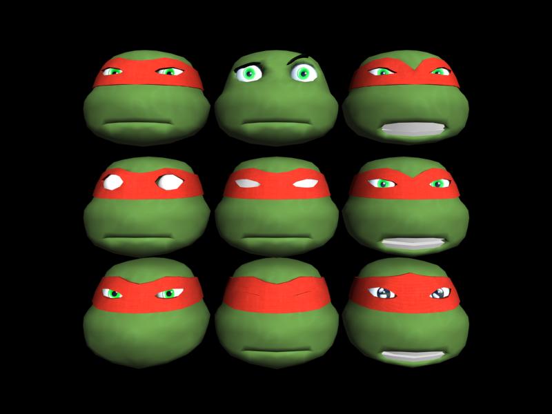 Raphael Faces By Fergabmmx On Deviantart