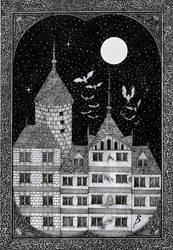 Castlevania by Mizalion
