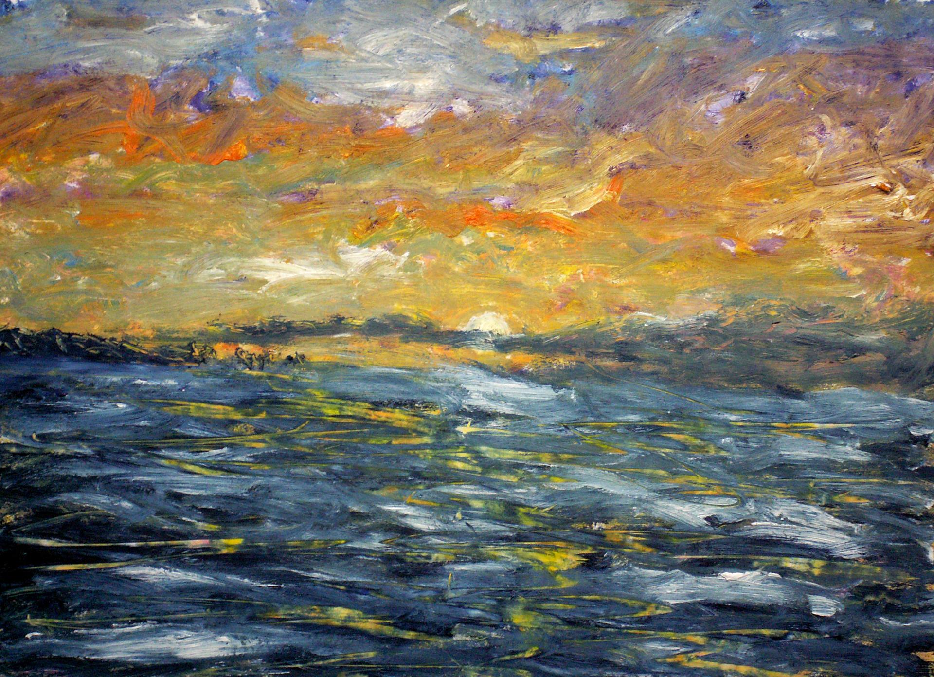 Ocean Light by IvanRadev