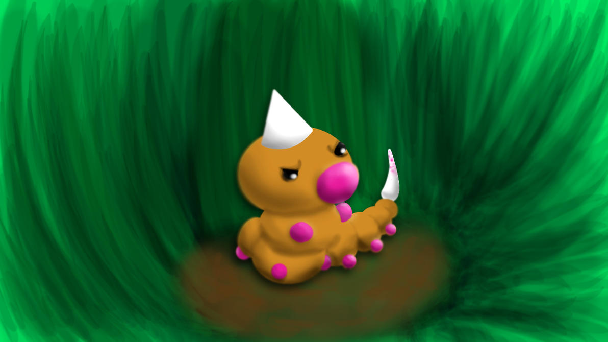 013 - Weedle by The-Indie-Gamer-Guy