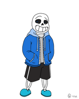 Little Bone Bro Sans by MarioKid97