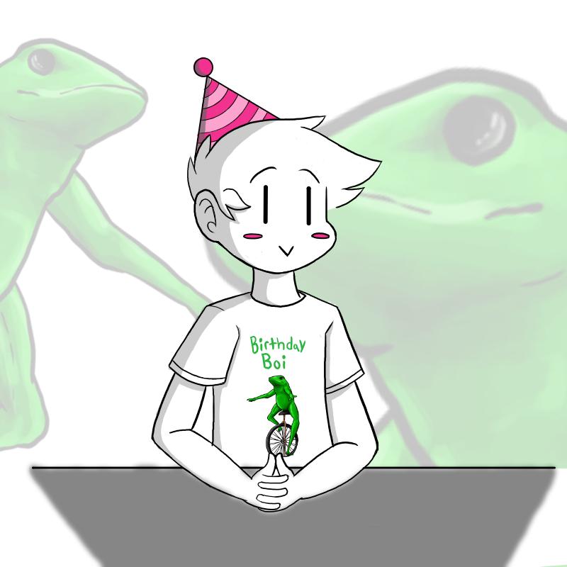 Birthday Boi by MarioKid97
