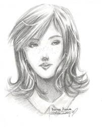 Beatriz Aguilar by HuanBao