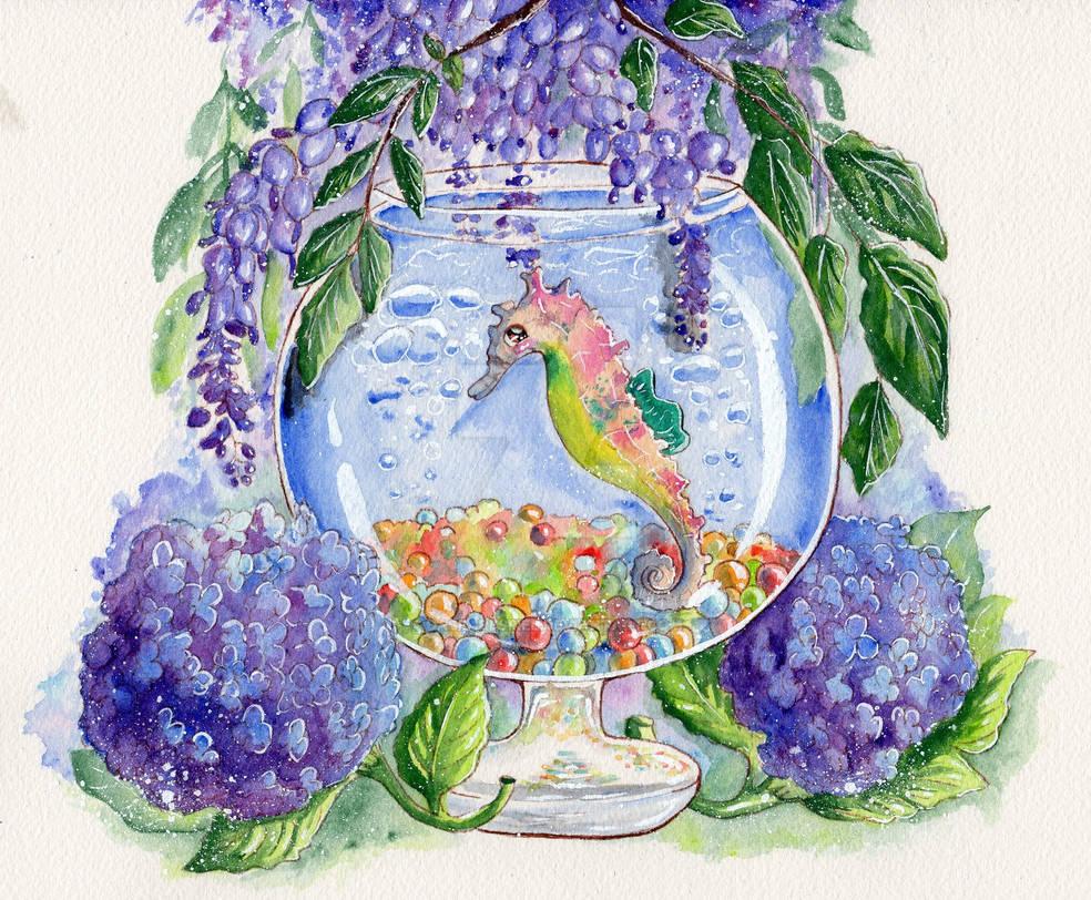 Little Sea Life by DasFarbspiel