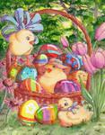 Fabulous Chicks by DasFarbspiel