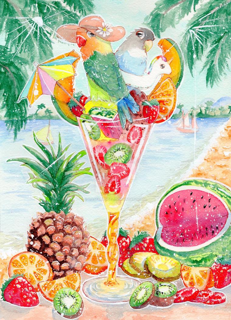 Tutti Frutti by DasFarbspiel