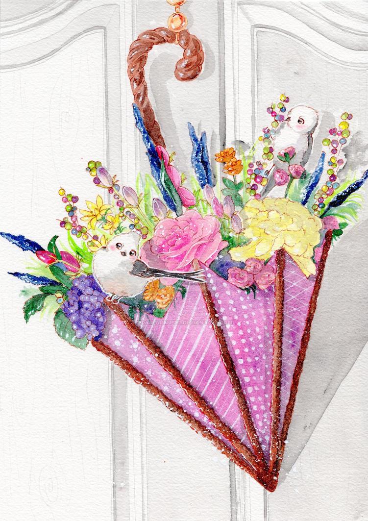 Wonderful Decoration by DasFarbspiel