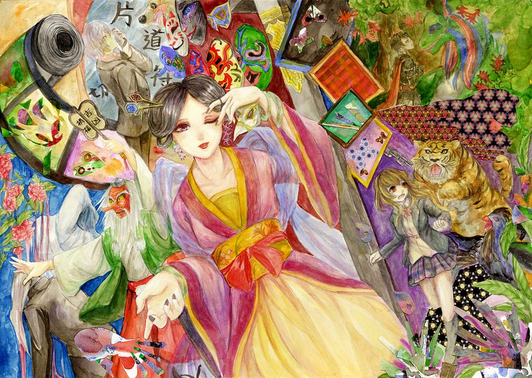 20140416 yumeji kaiki by numako
