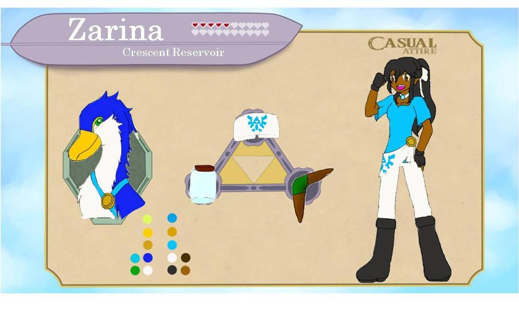 SA Zarina by Sofiathefirst