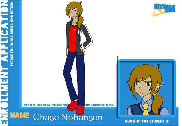HH: Chase Nohansen by Sofiathefirst