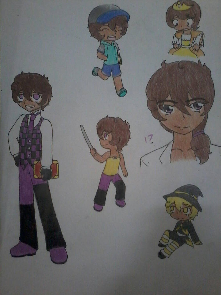 TC Drawings: Al by Sofiathefirst