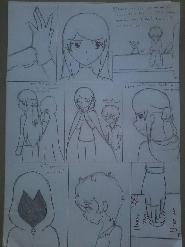 Hide And Seek Page 01 by Sofiathefirst