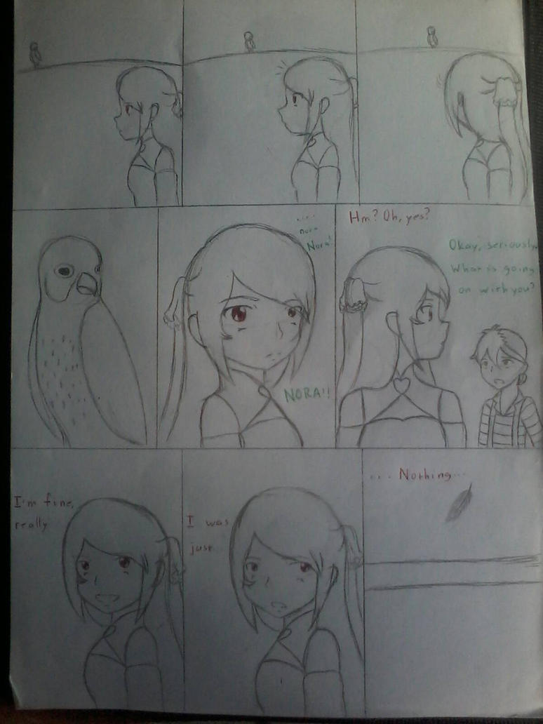 The Eyes Page 01 by Sofiathefirst