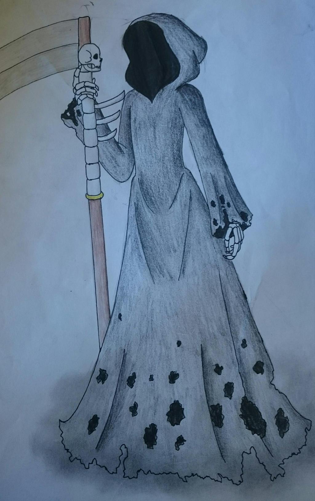 Contest - Design Death  by Sofiathefirst