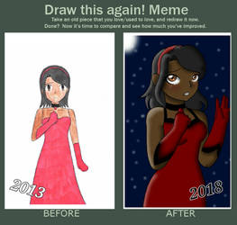 Draw This again  by Sofiathefirst