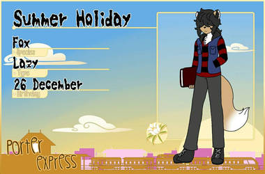 Porter Express: Summer Holiday  by Sofiathefirst