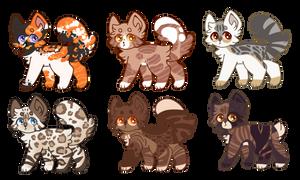 OPEN- Cat Breedables