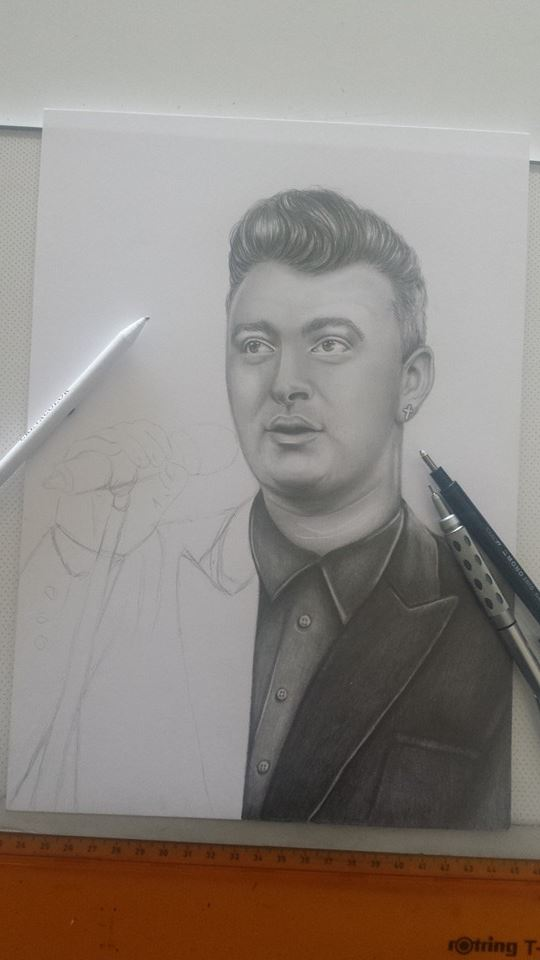 Sam Smith by charissa1996