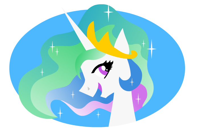 Another Celestia by shuffle001