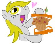 Muffin Sandwich by shuffle001
