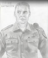 True Detective  _  Woodrugh (Taylor Kitsch) by ArthurWtb