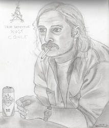 True Detective _ Rust Cohle (McConaughey)