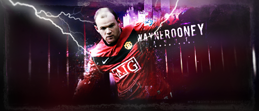 Rooney - Ale and Daniele by alesfaGFX