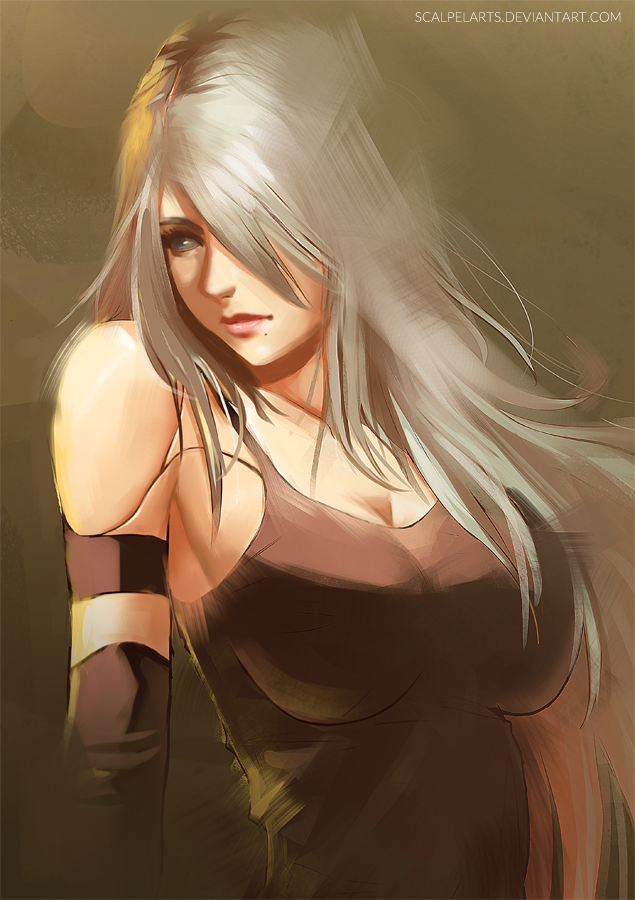 A2 by ScalpelARTS
