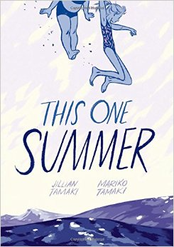 This One Summer Cover by doodlerTM