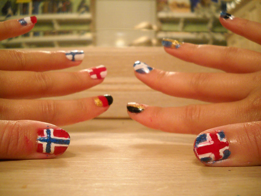 European Nails 2 by Canis-Simensis on DeviantArt