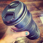 Nikon lens thermos by Canis-Simensis