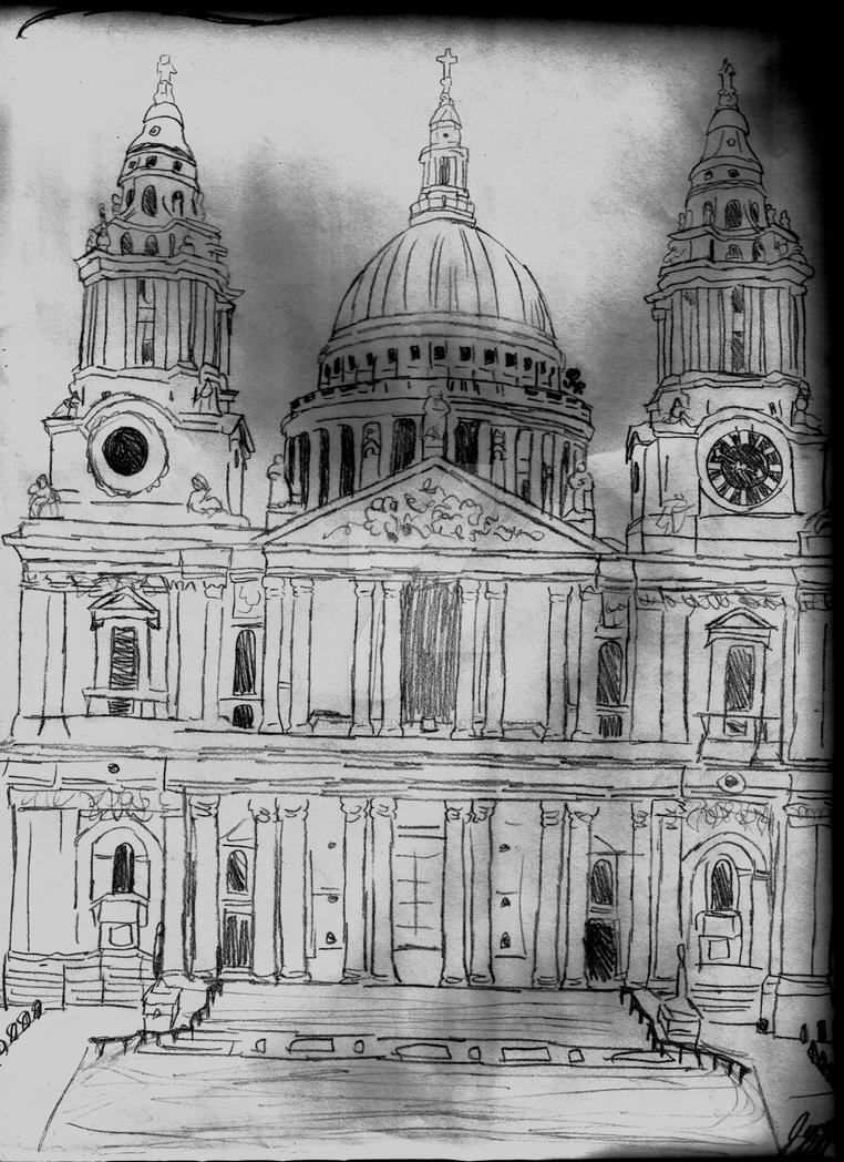 St. Paul's Cathedral by Canis-Simensis