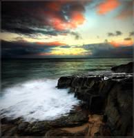 Ocean Calm by newintenz