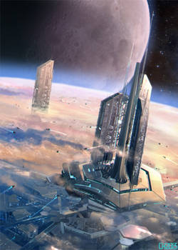 Battle for Sector 219 - City