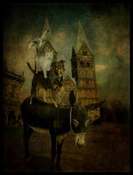 The Bremen Town-musicians by ErebusOdora