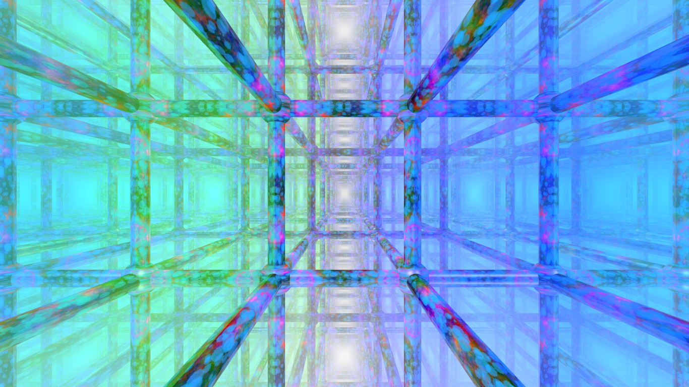 Infinity Mirror Room 10 by k45mm. Infinity Mirror Room 10 by k45mm on DeviantArt