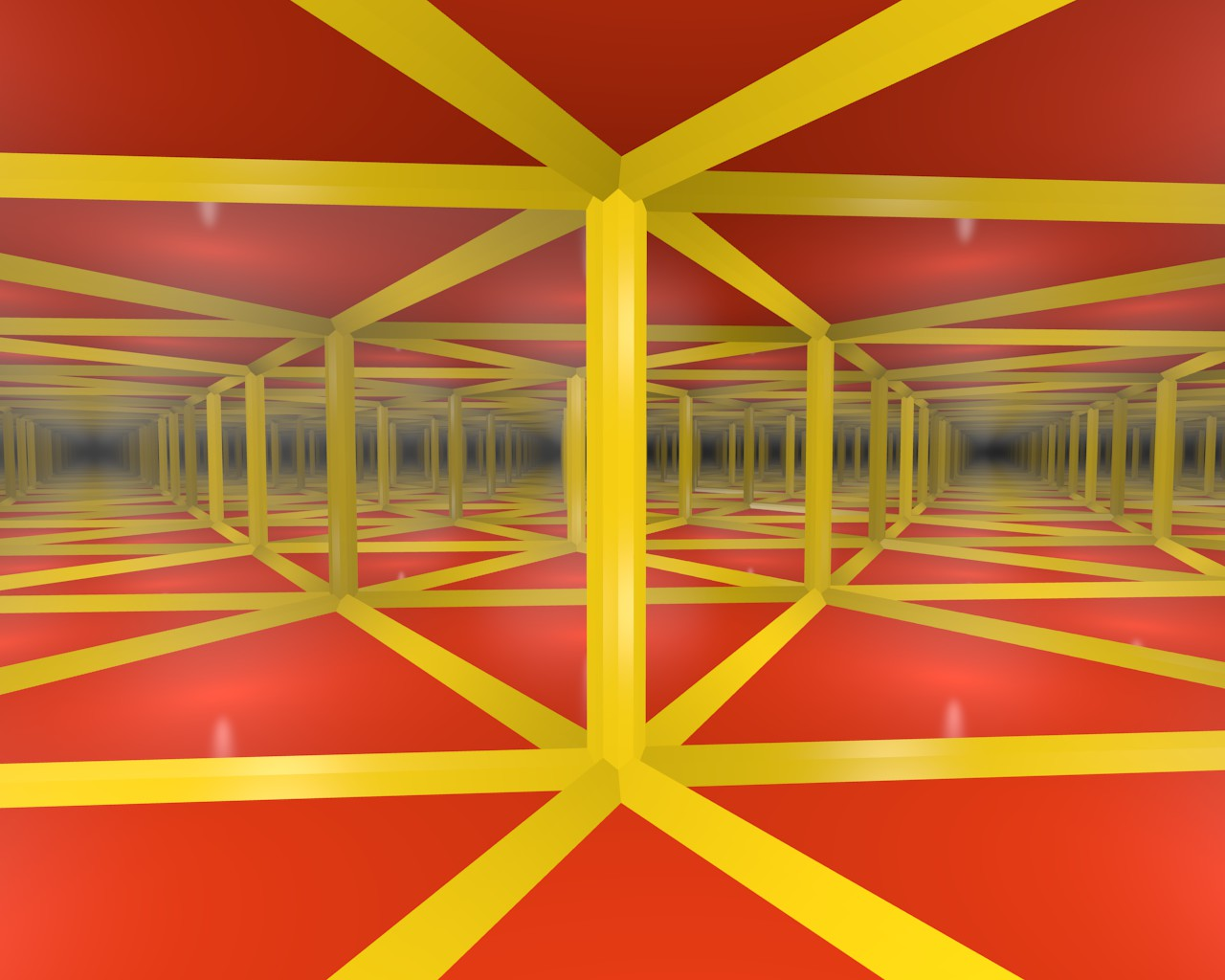 Infinity Mirror Room 41 by k45mm. Infinity Mirror Room 41 by k45mm on DeviantArt