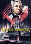 Rufus shinra cosplay