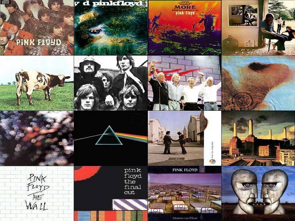 discography pink floyd for rock