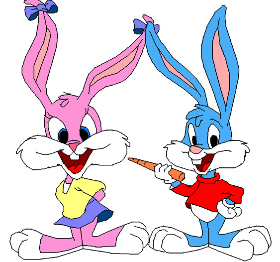 buster and babs bunny no relationship