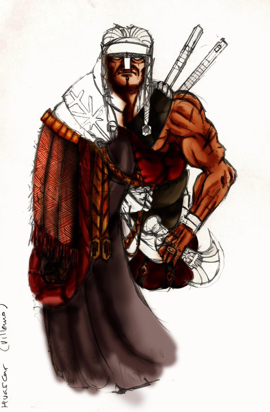 inca warrior 2 by flyrrow on DeviantArt