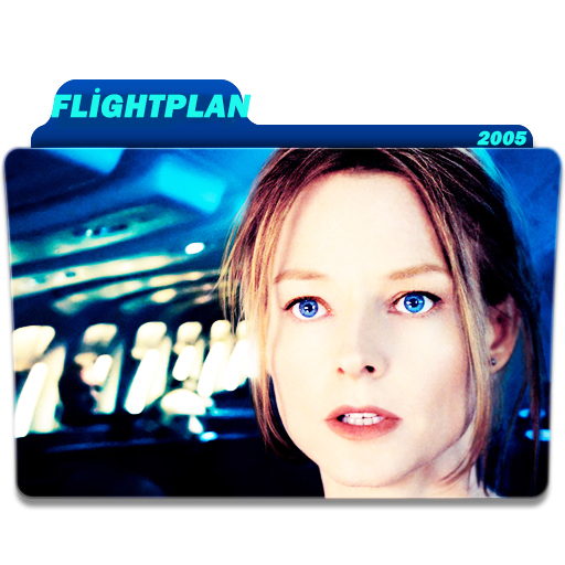 Flightplan 2005 Folder Icon Movies By Atakur On Deviantart